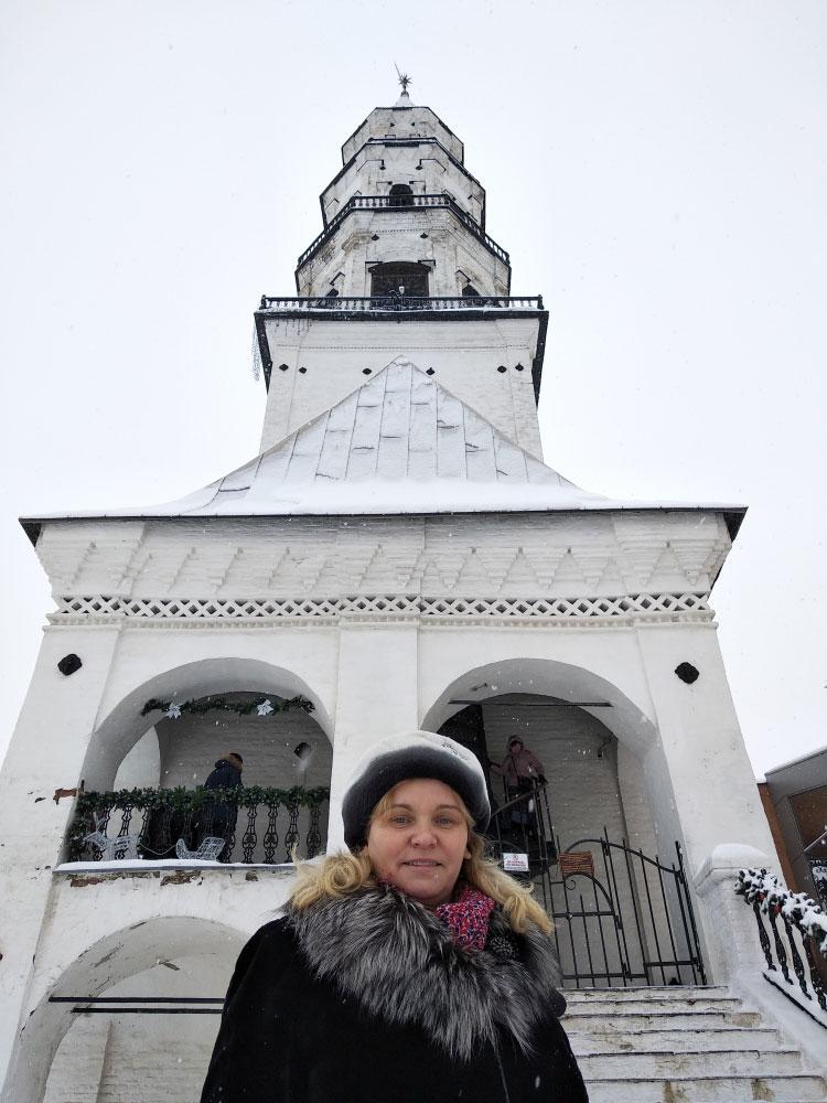 Зиберт в Невьянске