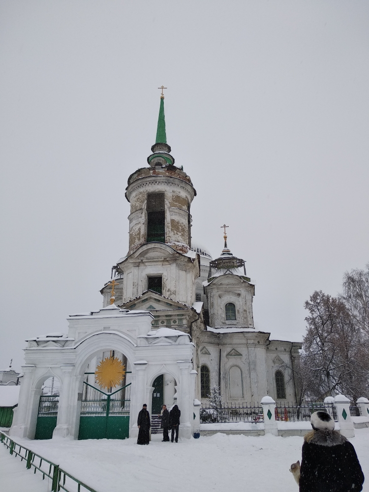 храм в Быньгах