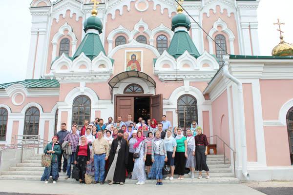 Далматовский мужской монастырь