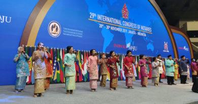 В городе Джакарта, Республика Индонезия,  в период с 27 по 30 ноября 2019 г. прошел XXIX Всемирный Конгресс Международного союза нотариата (МСН).