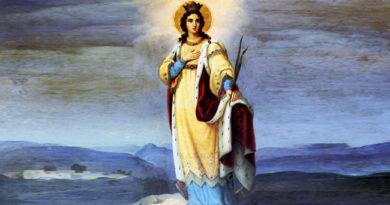 Школьникам расскажут про небесную покровительницу Екатеринбурга